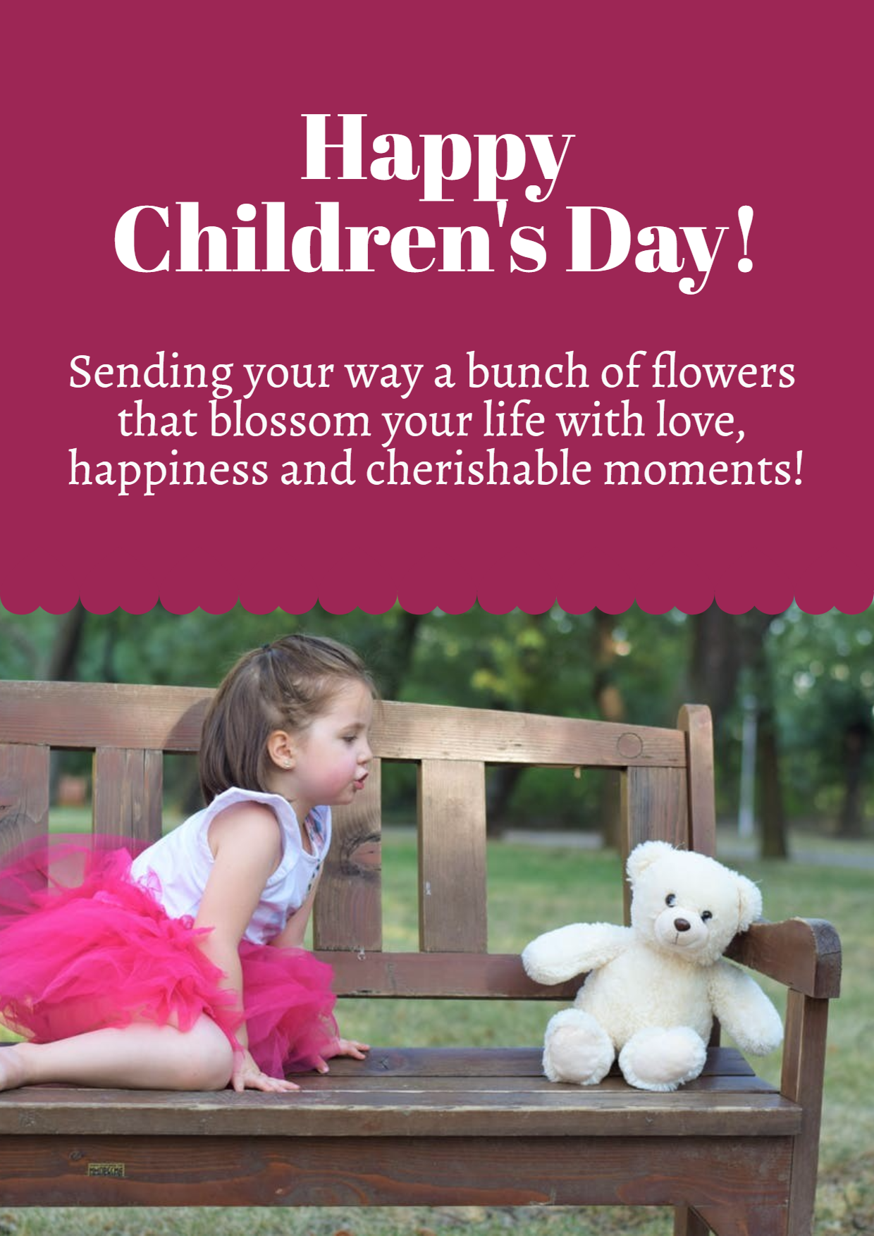Happy Childrens Day Children Image Customize Download It For