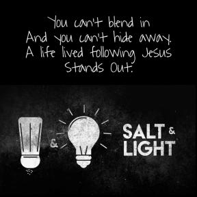 salt and light  #salt #light #Jesus
