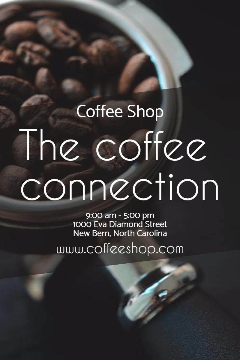 Coffee shop #business #shop Design  Template