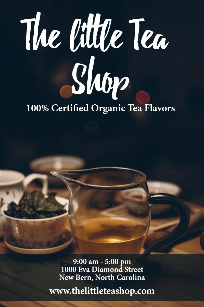 The tea shop #tea #green #teashop Design  Template