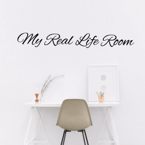 """My Real Life Room"" ROBLOX Thumbnail"