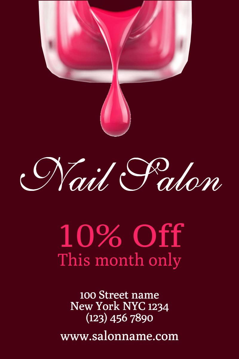 Nail Salon Nail Nailart Salon Image Customize Download It For