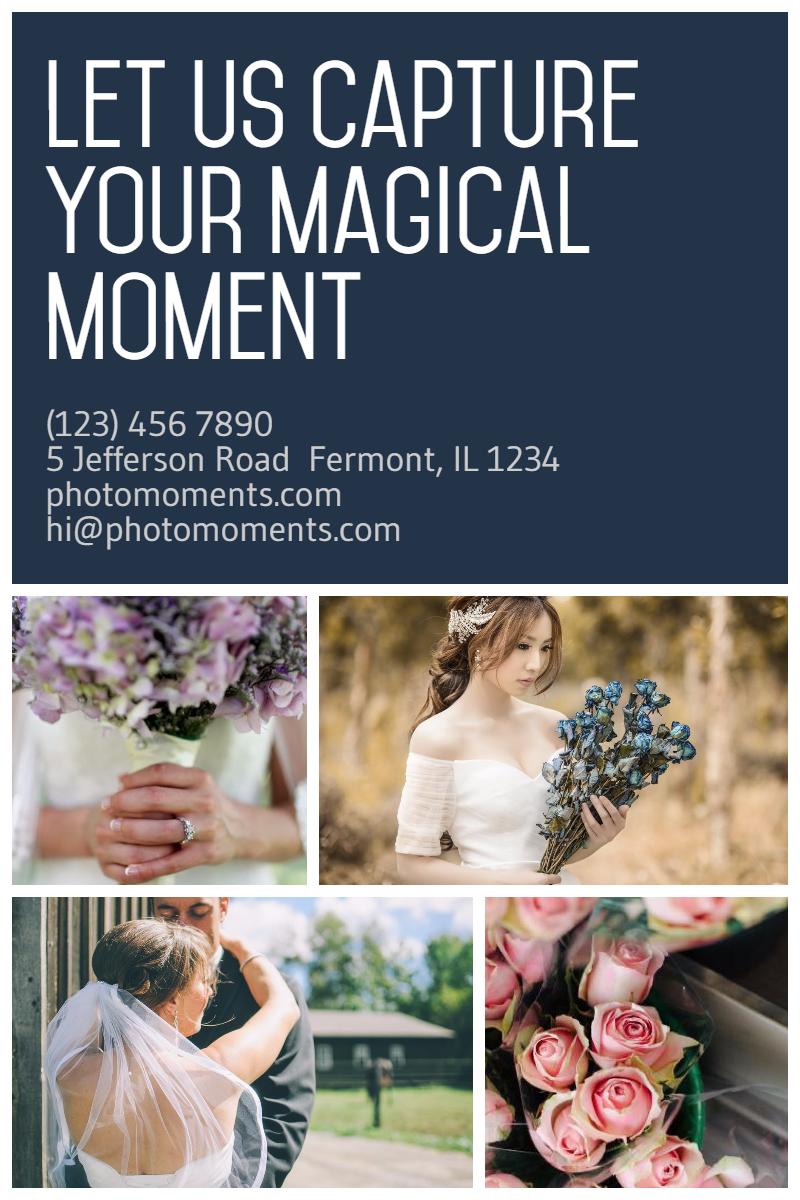 Wedding Photography #wedding Design  Template