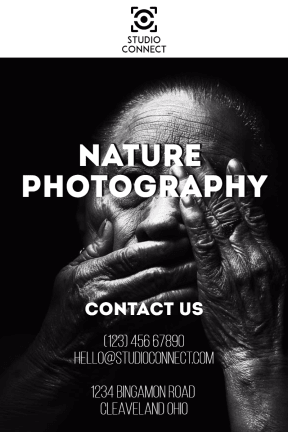 Photography Studio #studio #nature #camera #photography #art #business #template