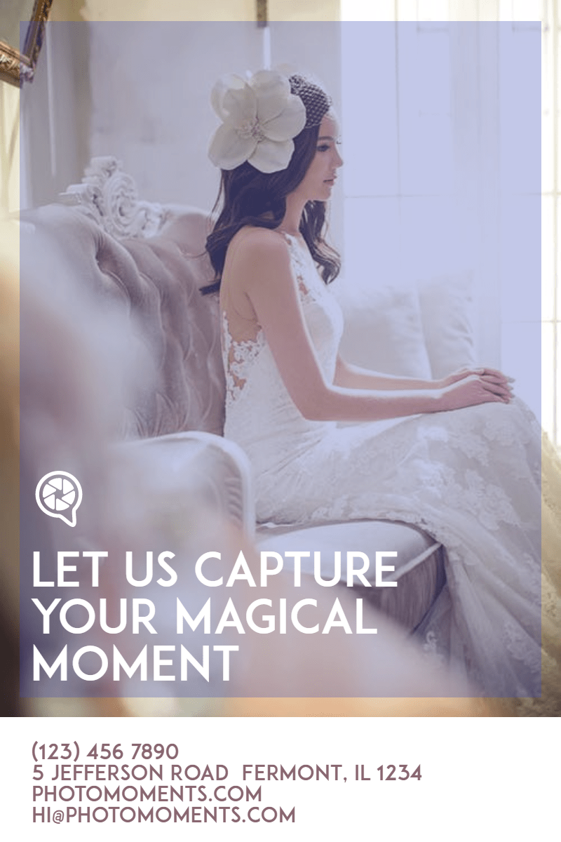 Wedding Photography #wedding Design  Template