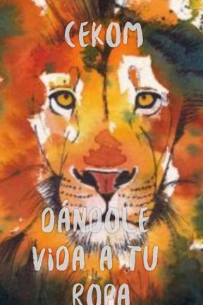 #poster Lion ROAR!!!!