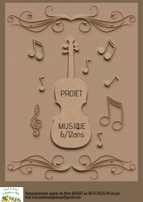 projet musique aviron