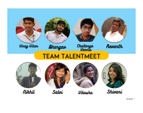 Team Talent meet sheet 2