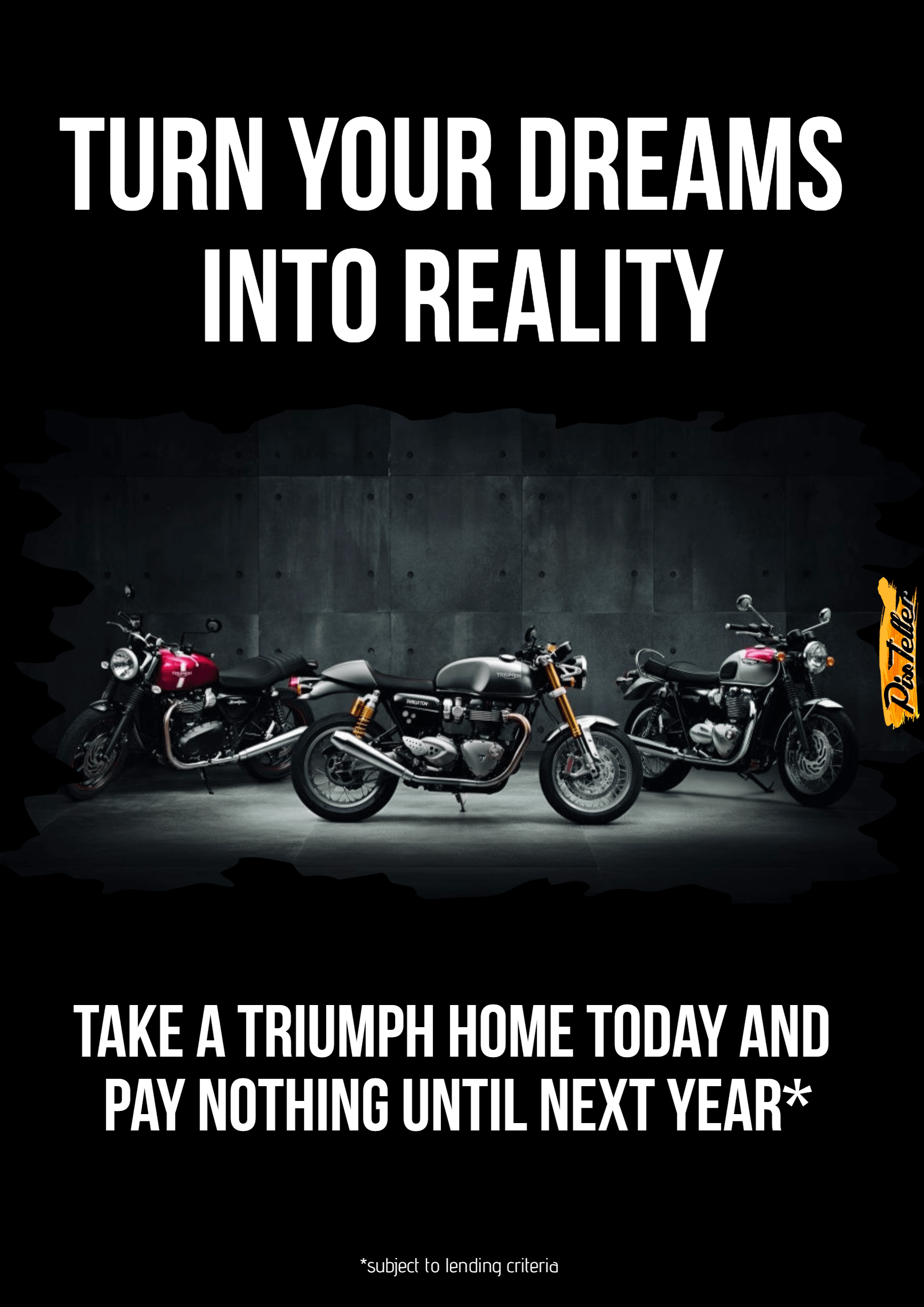 Text,                Motor,                Vehicle,                Mode,                Of,                Transport,                Motorcycle,                Advertising,                Font,                Poster,                Product,                Brand,                Black,                 Free Image