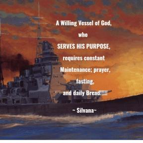 Willing Vessel