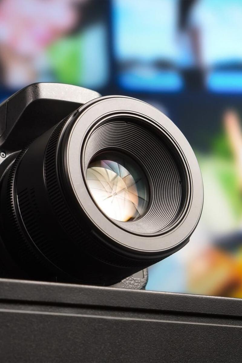 Camera,                Lens,                Cameras,                &,                Optics,                Close,                Up,                Product,                Design,                Technology,                Backgrounds,                Business,                Background,                 Free Image
