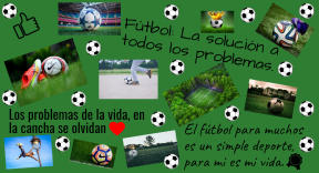 Futbol, Presentacion