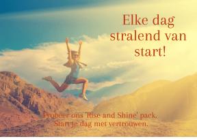 Ariix - Rise and shine pack
