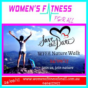 WFFA Walk - Sept