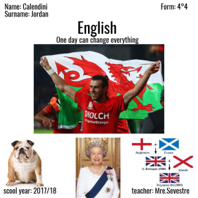 page d'accueil anglais