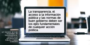 #transparència #accésinformació #bongovern #lleitransparència