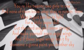 #lyrics #johnmayer #loveyou #thanks #highlight #mademyday #angel #mine