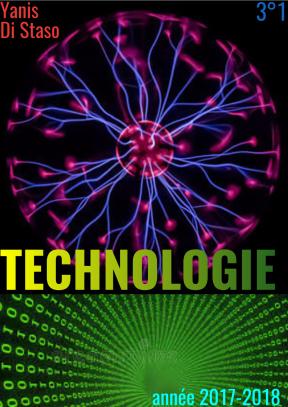 techno page de garde