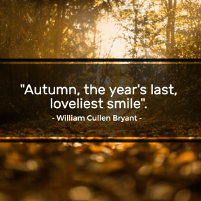 #autumn #quote #socialmedia