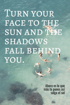 #summer #poster #quote #simple