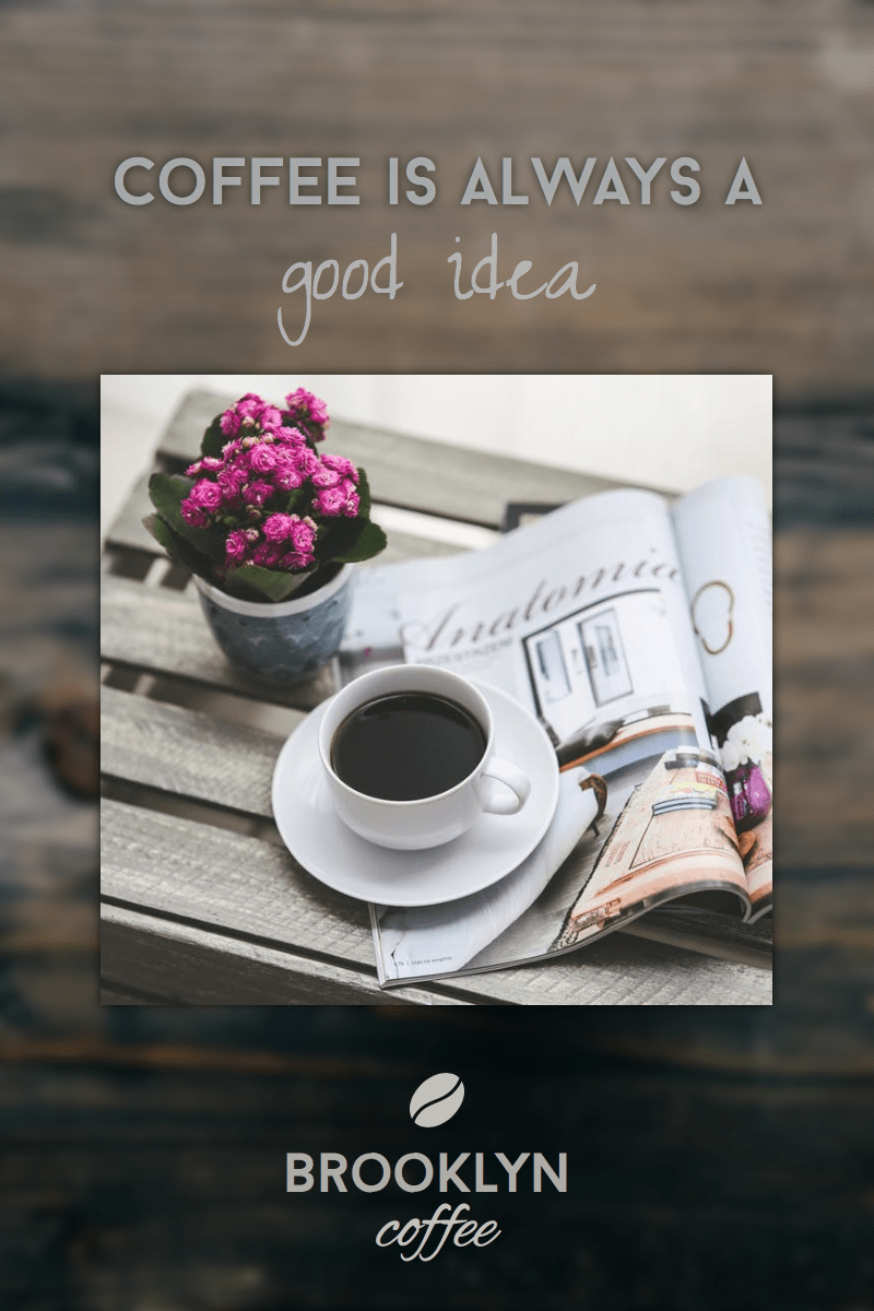 #coffee #square #promotion Design  Template
