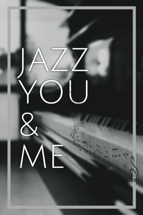 #poster #Jazz #music #love