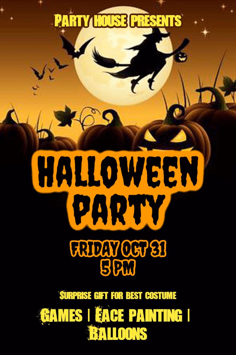 Text,                Advertising,                Poster,                Font,                Halloween,                Graphic,                Design,                Flyer,                Graphics,                Photo,                Caption,                Party,                Kids,                 Free Image