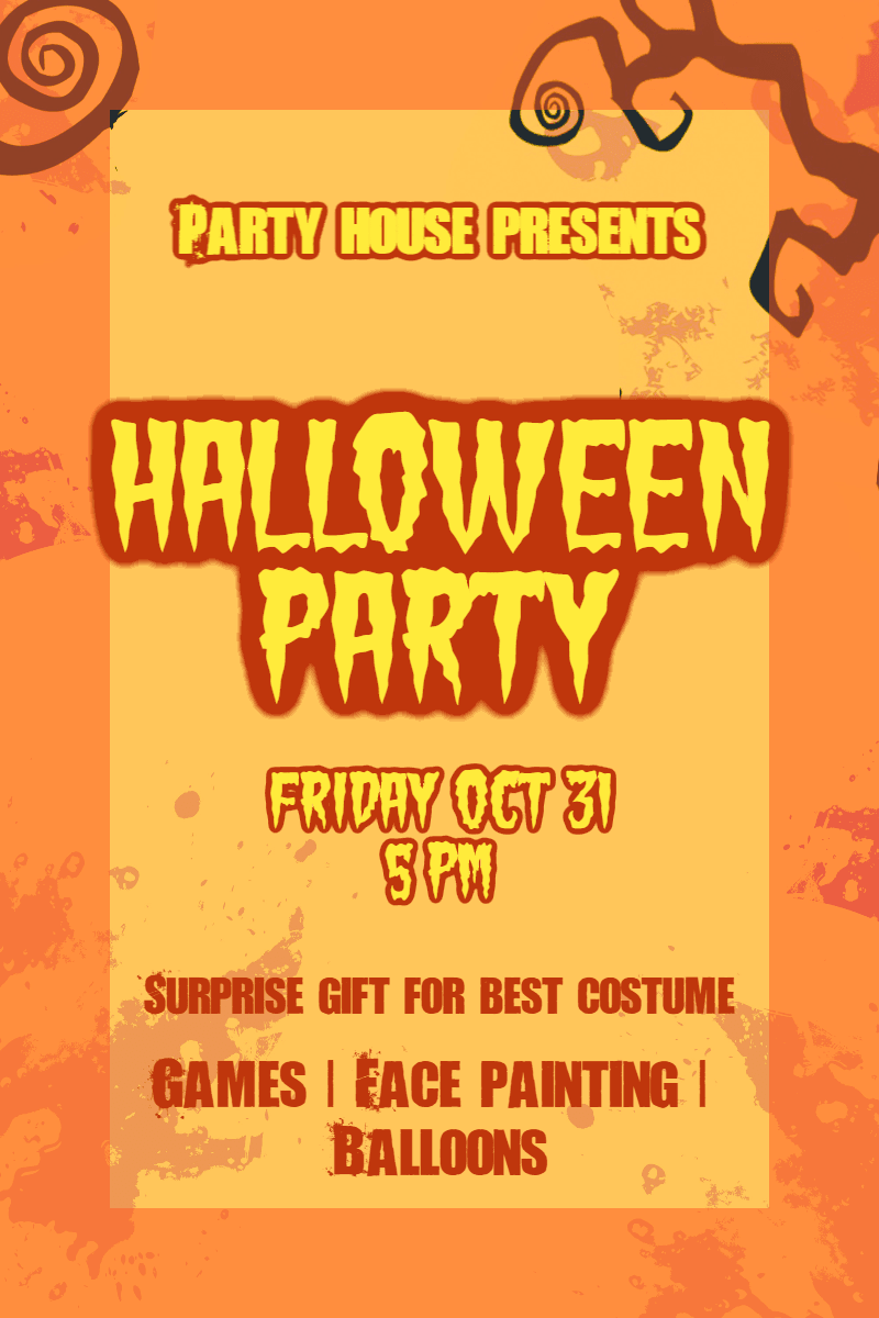 Text,                Font,                Orange,                Area,                Line,                Advertising,                Graphics,                Brand,                Graphic,                Design,                Illustration,                Party,                Halloween,                 Free Image