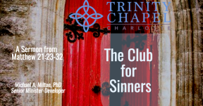 Club for Sinners