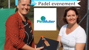 Padel event 24 september 2017
