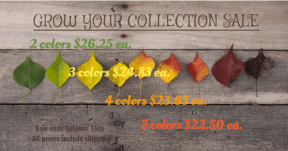 Grow your own Collection Special
