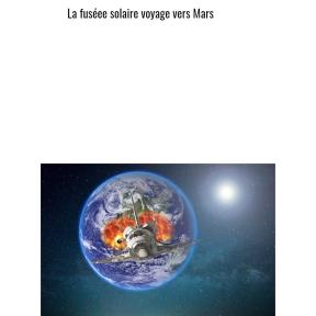 la fusée solaire, Gabi Jules Marc