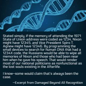 Nixon DNA