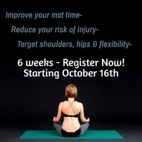 Yoga for Jujitsu Workshop