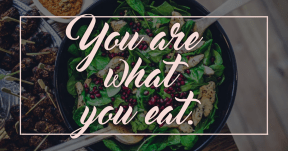 #poster #healthy #food #quote
