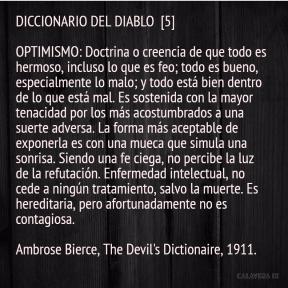 DICCIONARIO DEL DIABLO  [5]