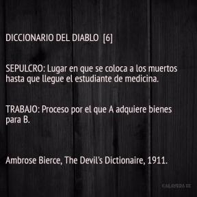 DICCIONARIO DEL DIABLO  [6]