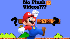 Thumbnail For No new plush videos