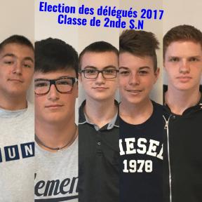 délégués candidats