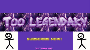 Too Legendary