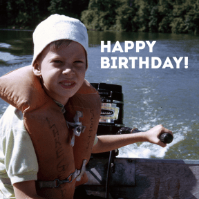 Happy Birthday K