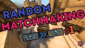 Random Matchmaking