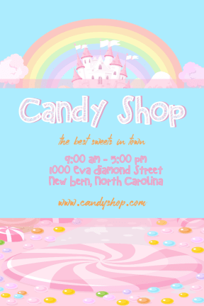 Candy shop #candy #shop #sweet #pink