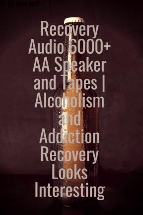 Recovery Audio Recordings