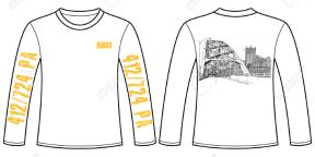 152XX Long Sleeve Tee Shirt