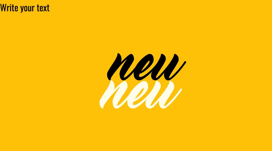 Logo,                Yellow,                 Free Image