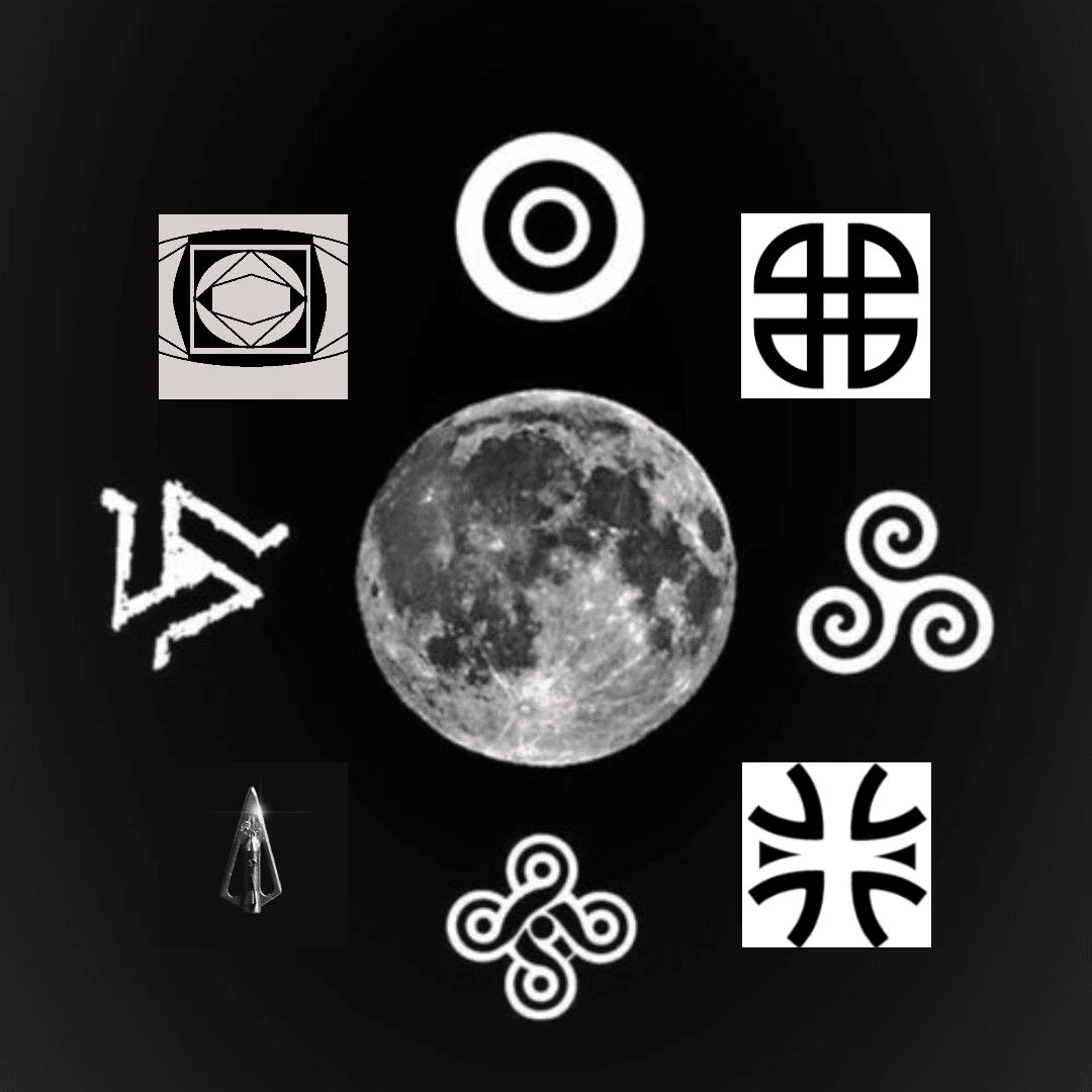 Teen Wolf Symbols Image Customize Download It For Free 151051