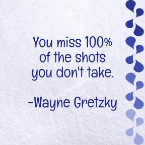 Shots You Don't Take