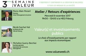 VALEUR(S) et investissments publics