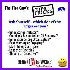 The Fire Guys Tips&Tricks #14